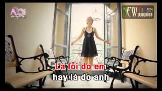 Quên Cách Yêu  Lương Bích Hữu  NewTitan  Karaoke Online1