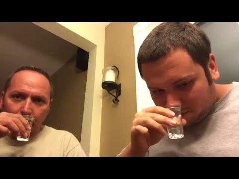 liquor review: Patron silver tequila