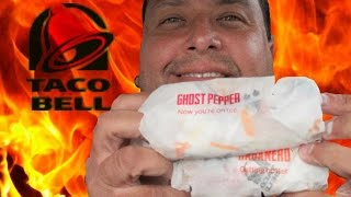 TACO BELL® | Dare Devil Loaded Grillers REVIEW!