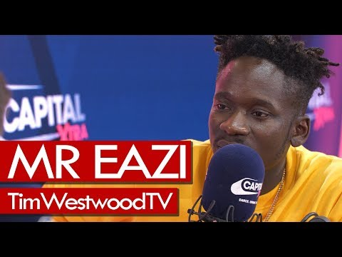 Mr Eazi on Lagos to London, Diplo, Pour Me Water, Just Sul, Chicken Curry - Westwood Mp3
