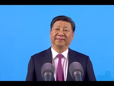 President Xi Announces Opening of 13th National Games of China