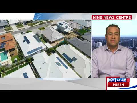 Solar Solution | 9 News Perth