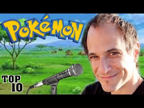 "Top 10 Jason Page ""Pokemon Theme Song Singer"" Interesting Facts"