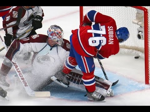 Montreal Canadiens Top 10 Goals 2014-15 (So Far)