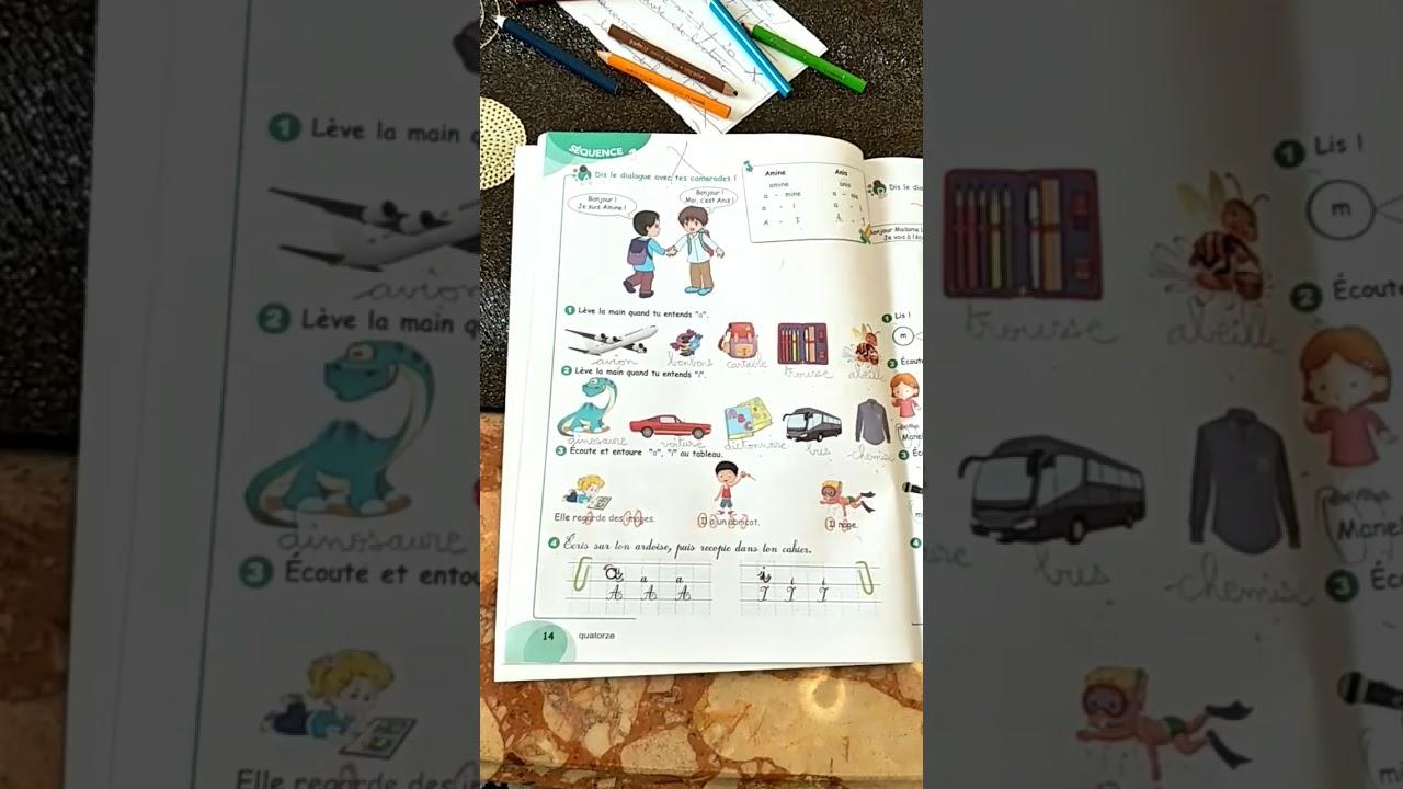 3 Ap Livre De Lecture Correction De L Exercice Numero 3 Page 14