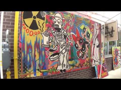 Drop Fest 2015 in Flint, Michigan