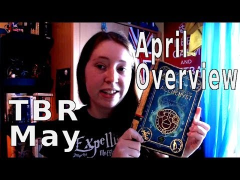 [PAGES] April Overview and TBR May