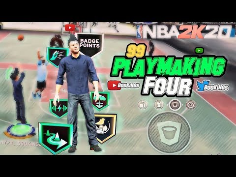 NBA 2K20 LIVE STREAM | FIRST 99 OVERALL PLAYMAKING FOUR
