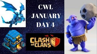 Day 4 Spartan Warrior Wins January CWL