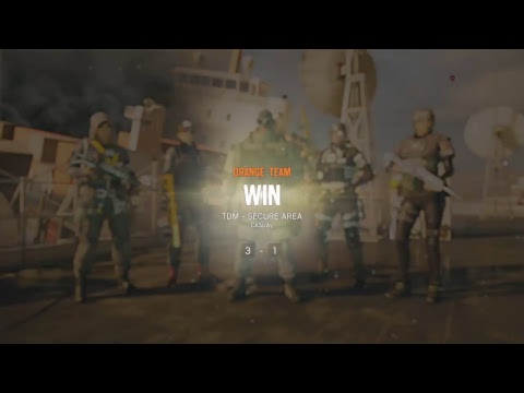 Rainbow six siege: on fight back to gold