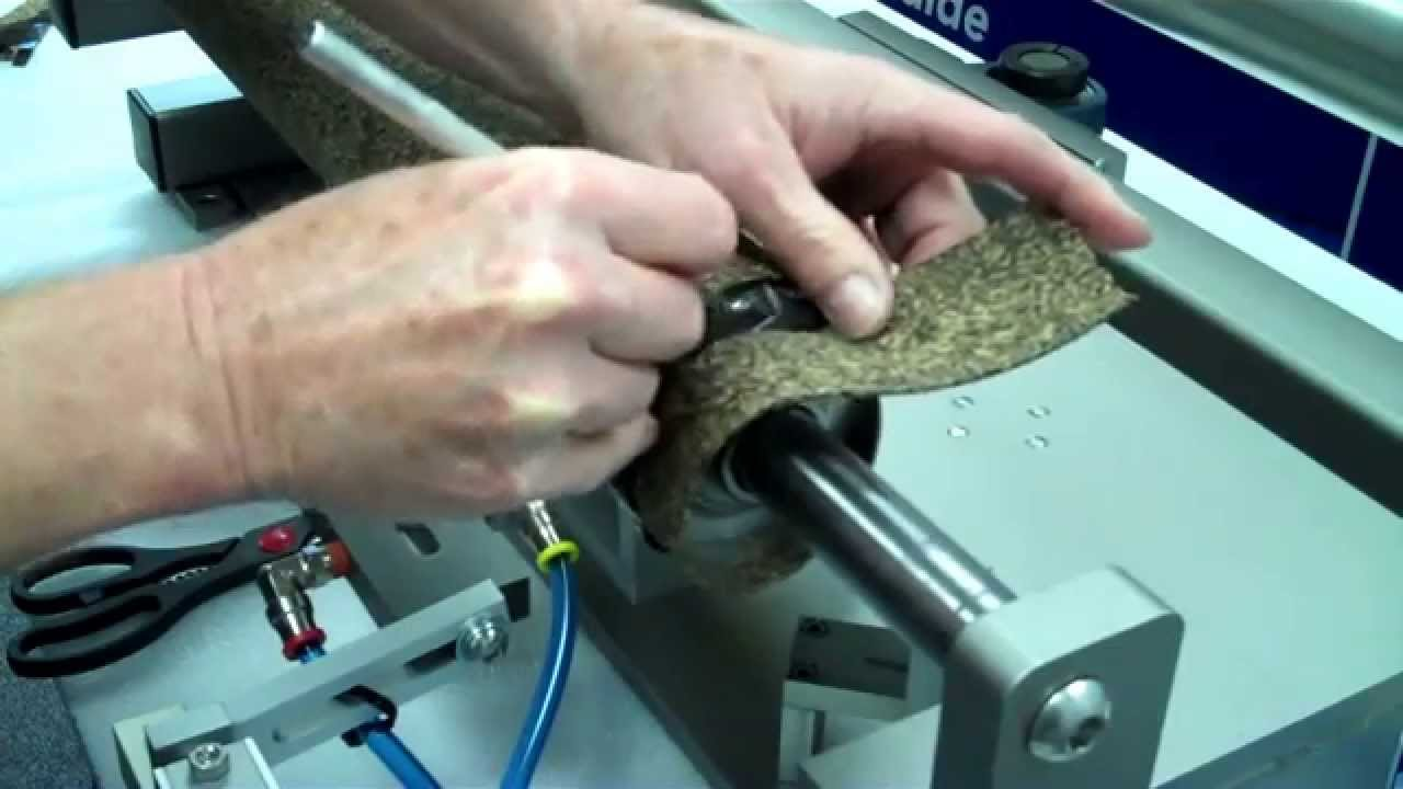 how to use a tape roller