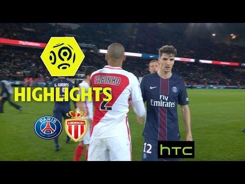 Paris Saint-Germain - AS Monaco (1-1) - Highlights - (PARIS - ASM) / 2016-17