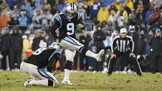 Graham Gano Game-Winning Field Goal vs. Colts | Spanish Radio Call