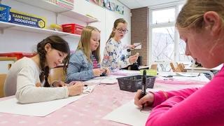Kunnen kinderen iets doen tegen dyslexie?