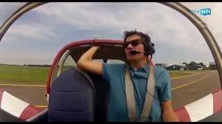 "Piloot Bob droomt van een baan: ""Get Bob The Job"""