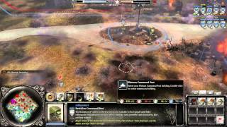Company Of Heroes 2 : The Western Front Armies Multiplayer Gameplay - Jackson`s hold the line!