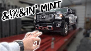 Paint Match REVEAL For The 2016 Denali Duramax! | ****in' Mint!