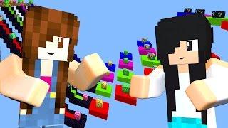 Minecraft Lucky Block - ESSE MAPA FOI DIFÍCIL
