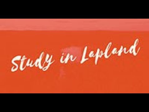 Study in Lapland