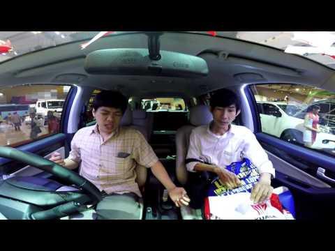 Karaoke Seru di Isuzu mu-X GIIAS ICE BSD 2016 #9 - Dua Sahabat