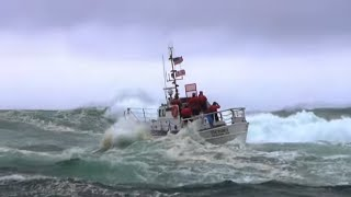 Fighting Huge Waves - Rescue | Coast Guard Cape Disappointment Pacific Northwest | Full Episode