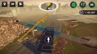 Construction Simulator 2 - #6 The Last Land - Northridge - Gameplay