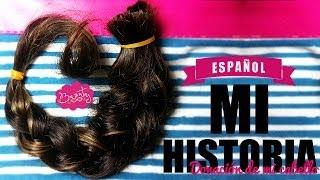 Donación de cabello a Children with Hair Loss | ESPAÑOL Thumbnail