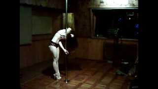 Midwest Pole Dance Competition-Liza Potter-Elite Division