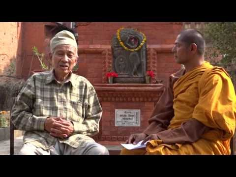 Interview between Dr Satyamohan Joshi & Bhikkhu Mangala