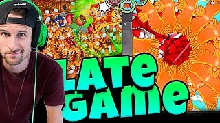 BLOONS TD BATTLES is BACK - LATE GAME!