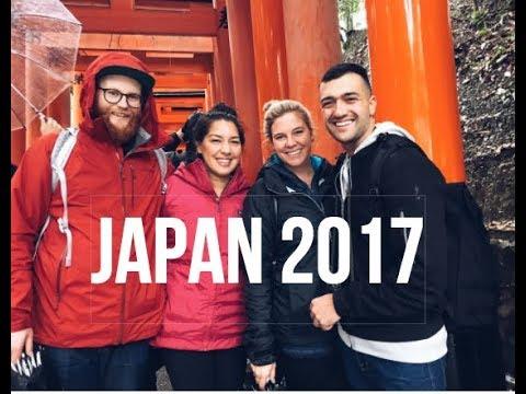 JAPAN 2017 // Tokyo & Kyoto