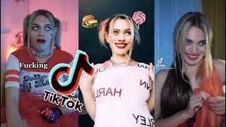 ONLY RUSSIAN HARLEY QUINN   TikTok girls   TikTok Trend 2021