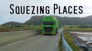 Gambar cover Squezing Places - Part 1 -  Norway Trucking