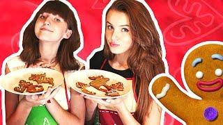 PIERNIKOWA MASAKRA! - Wiki i Madzia w kuchni! #1