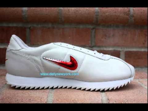 size 40 63626 71f73 Nike Cortez 2002 Jewel Release Review - YouTube