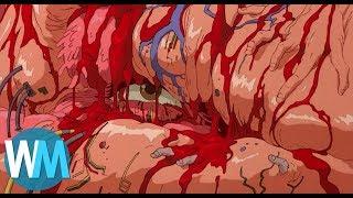 Top 10 Disgusting Scenes in Anime