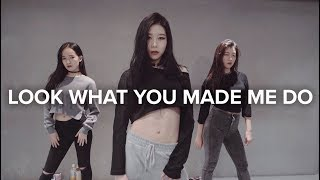 [4.04 MB] Look What You Made Me Do - Taylor Swift / Tina Boo Choreography