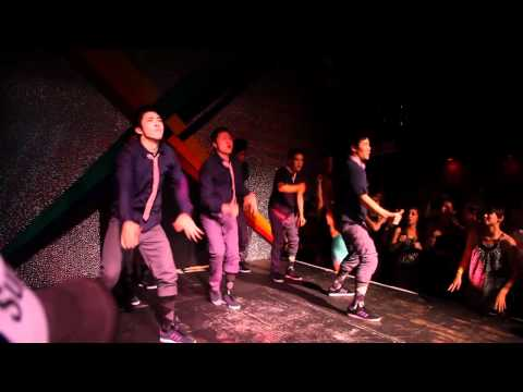 Instant Noodles Performing at Rage Nightclub in West Hollywood