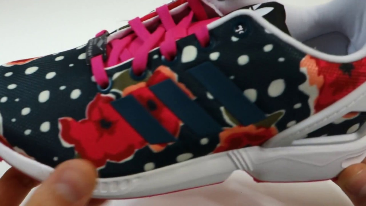 Stylové dětské tenisky ZX FLUX J adidas Originals - YouTube c9af0695126