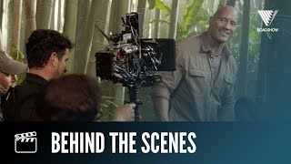 Behind The Scenes | RAMPAGE
