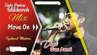Cinta Dalam Istikhoroh voc Gus Azmi feat Ahkam live Lamongan + lirik
