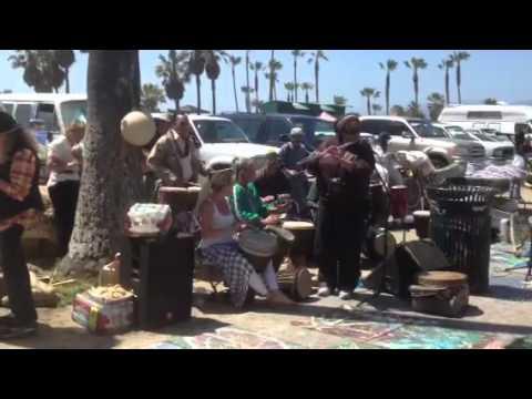 Venice beach live band