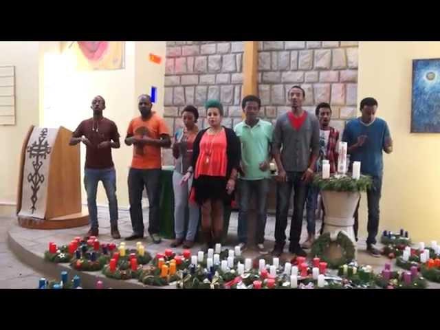 Merewa Choir Christmas Concert Sunday 6th of December, German Church Addis Abeba