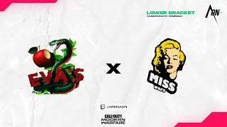 Eva's E-Sports vs MiSS Wars - Campeonato Feminino | Call of Duty: Modern Warfare