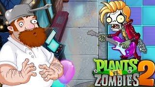 Plants vs. Zombies™ 2 - PopCap Neon Mixtape Tour Day 17