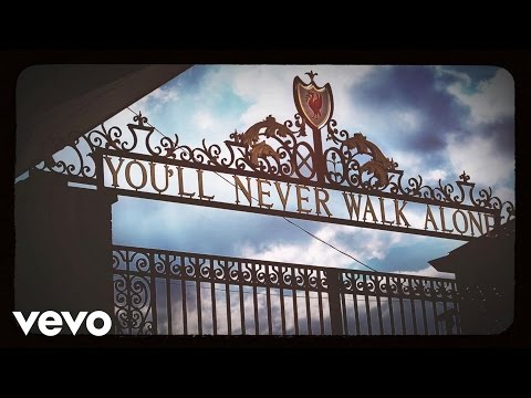 Roy Orbison - You'll Never Walk Alone (Lyric Video)