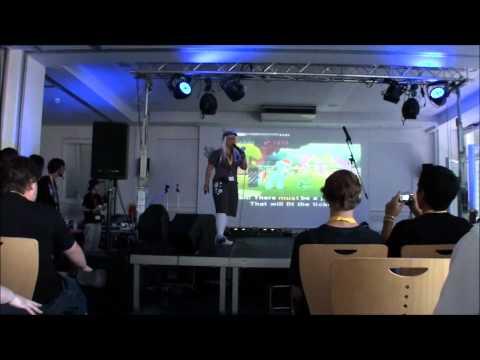 Grand Prix de la Chanson de Ponyvision (Galacon 2012 Karaoke)