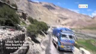 Lahaul, Spiti to Kaza Most Beautiful Place in Himachal Pradesh