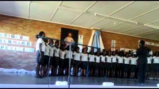 Archidiocese of Bulawayo Ndebele Catholic St Andrews Parish song Siyakubonga Ngelizwi lakho