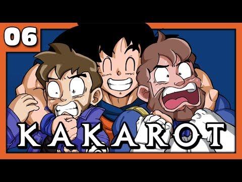Meat The Badguys | DragonBall Z Kakarot Part 6 - TFS Gaming